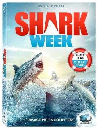 SHARK WEEK: JAWSOME ENCOUNTERS 3