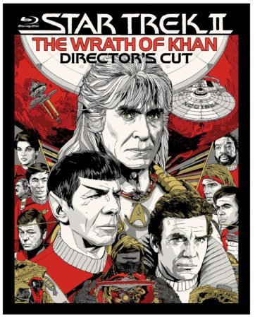 STAR TREK II: THE WRATH OF KHAN - DIRECTOR'S CUT 8