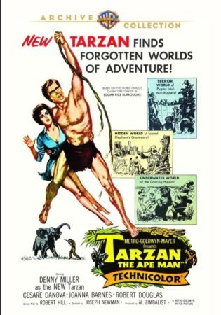 TARZAN THE APE MAN (1959) 12