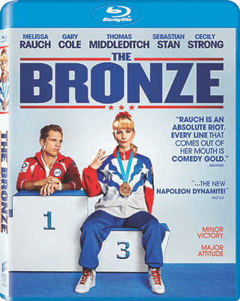 The Bronze Flips onto Blu-ray, DVD & Digital HD 8/2 3