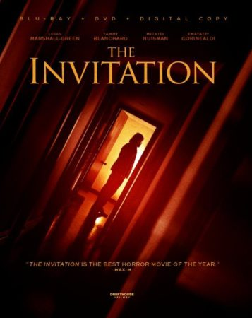 Karyn Kusama's THE INVITATION Comes to BLU-RAY and DVD on 7/26 1