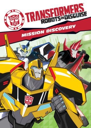 TRANSFORMERS: ROBOTS IN DISGUISE - MISSION DISCOVERY 16