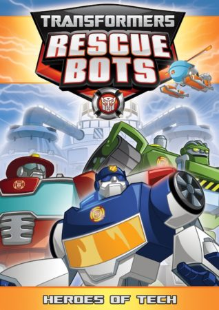 TRANSFORMERS RESCUE BOTS: HEROES OF TECH 14