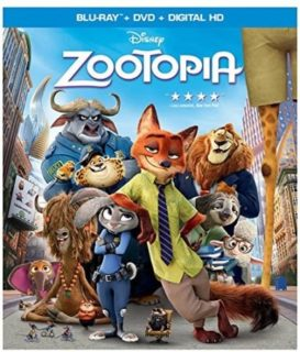 ZOOTOPIA [Blu-ray review] 3