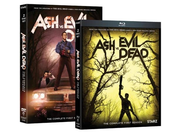 Ash vs Evil Dead on Blu-ray and DVD August 23 5