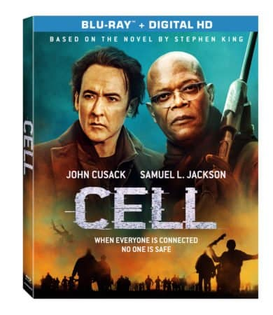 Cell Starring John Cusack and Samuel L. Jackson Arrives On DVD and Blu-ray on September 27 1