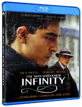 THE MAN WHO KNEW INFINITY debuts on Blu-ray, DVD, Digital HD and On Demand August 23rd 11