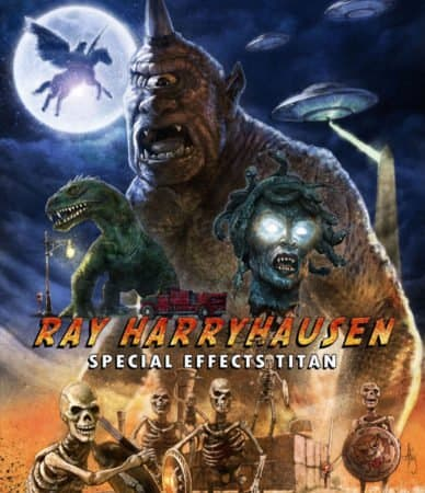 RAY HARRYHAUSEN: SPECIAL EFFECTS TITAN 11