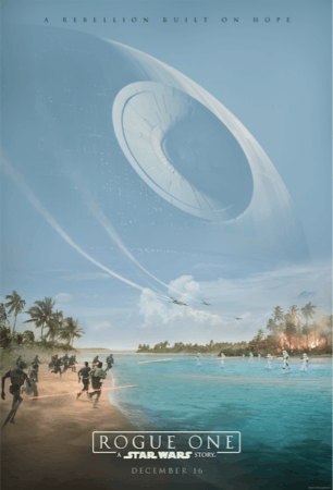 ROGUE ONE GETS A TEASER POSTER AND CELEBRATION REEL! 3