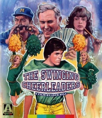 SWINGING CHEERLEADERS, THE 13