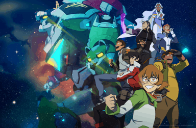 DreamWorks Animation and Netflix Confirm Season 2 of Voltron Coming Late 2016! 13