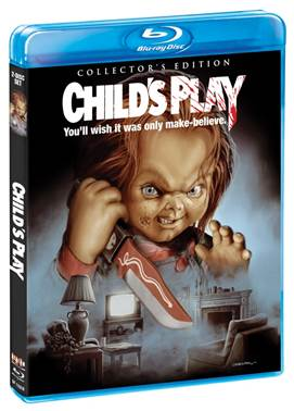 """Child's Play"" Collector's Edition Blu-ray Out October 18 from Scream Factory 10"