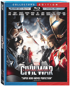 Marvel's Captain America: Civil War On Digital HD on Sept. 2 and Blu-ray on Sept. 13 5