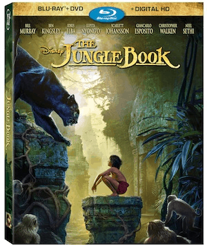Disney's The Jungle Book on Digital HD August 23 and on Blu-ray August 30 4