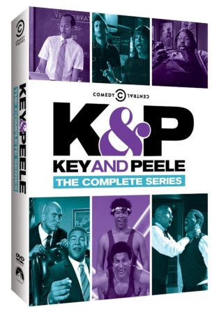 KEY & PEELE: THE COMPLETE SERIES 1
