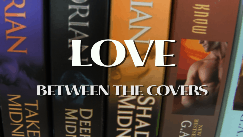 LOVE BETWEEN THE COVERS 15