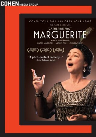 Cohen Media Group brings MARGUERITE to DVD, BD & VOD on August 2nd 1