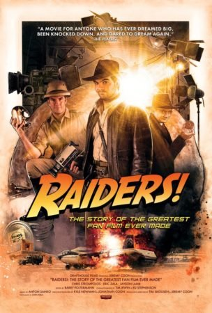 RAIDERS! The true tale of the Raiders of the Lost Ark remake comes to Blu on August 16th 3