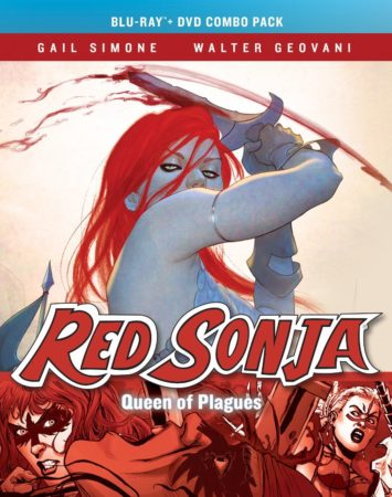 RED SONJA: QUEEN OF PLAGUES 3