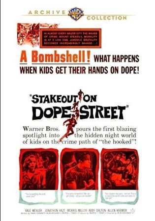 STAKEOUT ON DOPE STREET 1