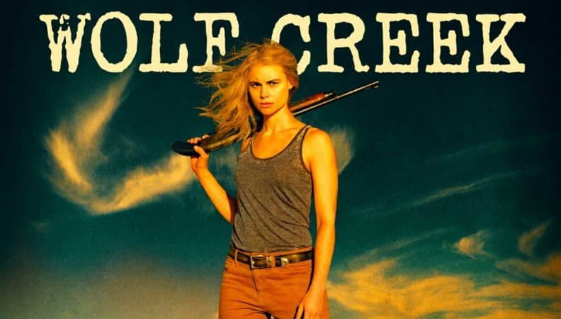 "SUSPENSE THRILLER ""WOLF CREEK"" PREMIERES THIS OCTOBER, EXCLUSIVELY ON POP 7"