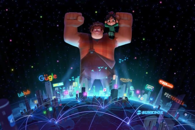 "WALT DISNEY ANIMATION STUDIOS WELCOMES ""WRECK-IT RALPH"" BACK TO THE BIG SCREEN FOR A SMASHING SEQUEL 10"