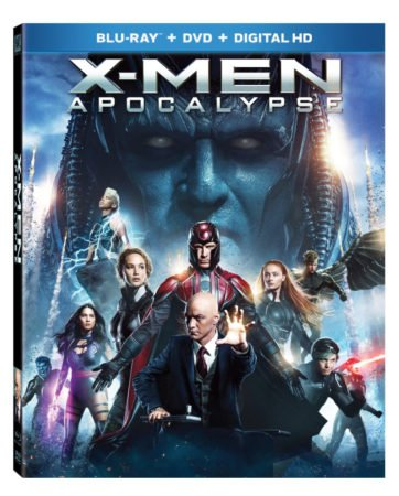 The X-Men: Tomb of Apocalypse X-perience at SDCC, arrives on Digital HD 9/9 and Blu-ray/DVD 10/4 9