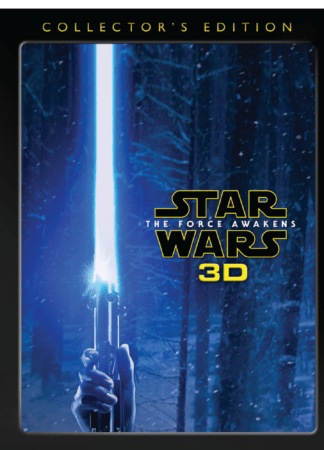"""Star Wars: The Force Awakens"" 3D Collector's Edition - arriving in the US and Canada on Nov 15 1"