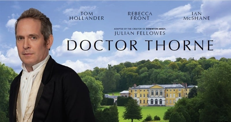 "From the Creator of ""Downton Abbey"",  ""Doctor Thorne"" / Available On Digital HD October 17th and DVD October 18th 5"