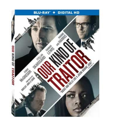 Our Kind of Traitor From Master Spy Novelist John le Carré Arrives On DVD, Blu-ray, and On Demand on October 18 3