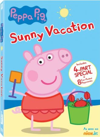 PEPPA PIG: SUNNY VACATION 9