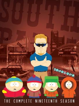 South Park: The Complete Nineteenth Season arrives on Blu-ray & DVD September 6th 5