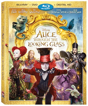 Alice Through The Looking Glass on Digital HD, Blu-ray and Disney Movies Anywhere October 18th. 5