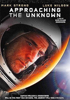 APPROACHING THE UNKNOWN debuts on DVD October 11 12
