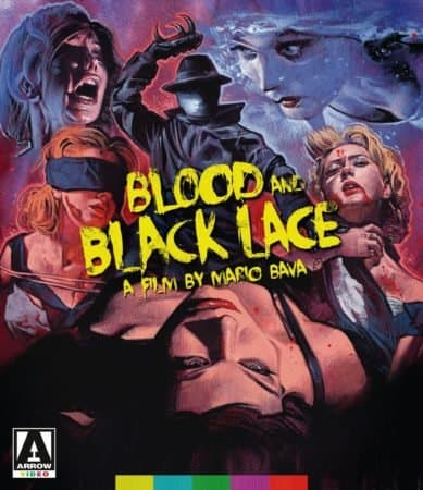 BLOOD AND BLACK LACE 9