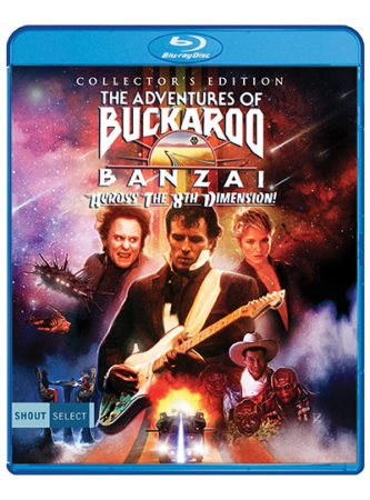ADVENTURES OF BUCKAROO BANZAI, THE: ACROSS THE 8TH DIMENSION 1