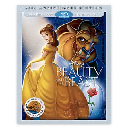 Disney Invites you to Bring Home Beauty and the Beast 25th Anniversary Edition & All of the Disney Princesses Sept 6th 20
