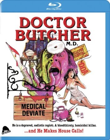 ZOMBIE HOLOCAUST/DOCTOR BUTCHER M.D. 9