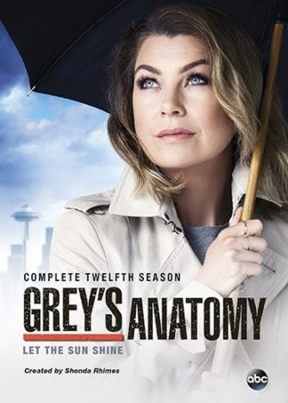 GREY'S ANATOMY: THE COMPLETE TWELFTH SEASON 3