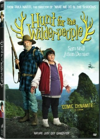 Hunt for the Wilderpeople on DVD and On Demand September 27th 3