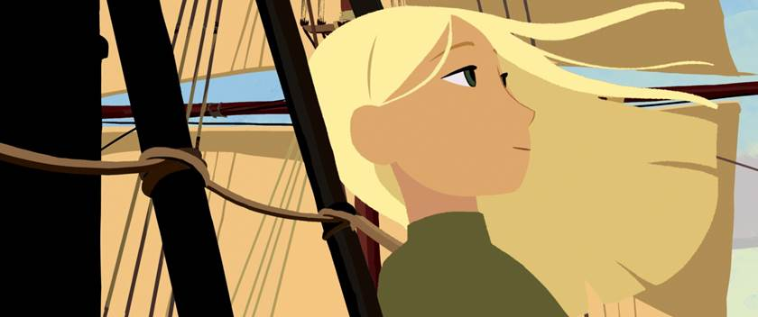 """Long Way North,"" directed by lauded animator and director Remi Chaye lands a trailer 5"