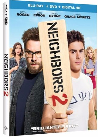 Seth Rogen & Zac Efron Are Back in Neighbors 2: Sorority Rising, Available on Digital HD 9/6 and Blu-ray & DVD 9/20 1