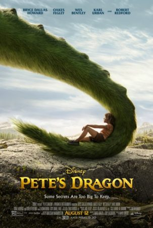 PETE'S DRAGON (2016) 5