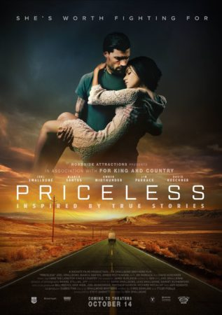 PRICELESS lands a new trailer and poster. 5