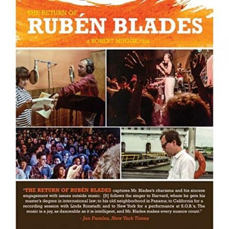 RETURN OF RUBEN BLADES, THE