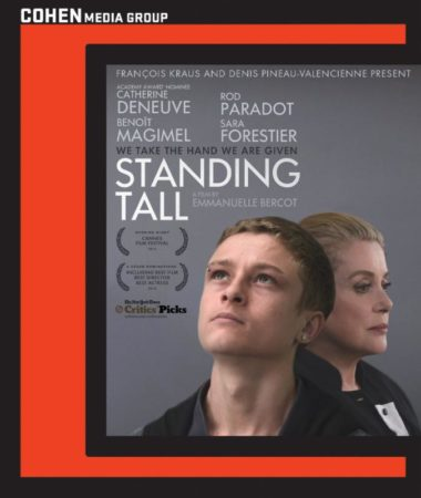 Cohen Media Group brings STANDING TALL to DVD & BD on September 13th 8
