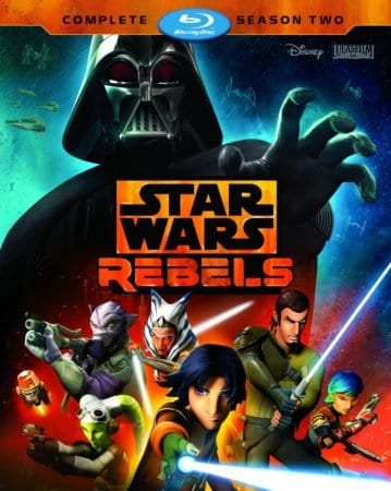 STAR WARS REBELS: THE COMPLETE SEASON TWO 7