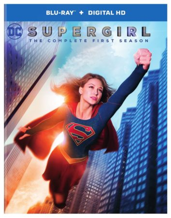 SUPERGIRL: THE COMPLETE FIRST SEASON 12