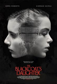 A24's THE BLACKCOAT'S DAUGHTER Starring Emma Roberts & Kiernan Shipka in Directorial Debut From Osgood Perkins gets a trailer 3