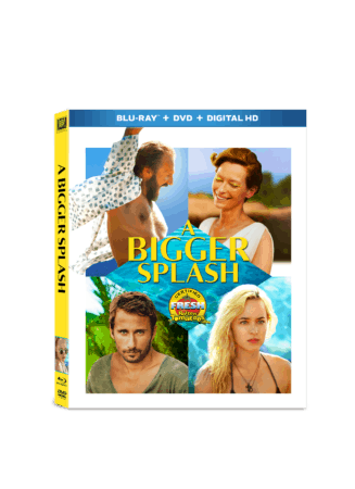 BIGGER SPLASH, A 1